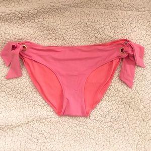 Victoria Secret Pink Bikini bottoms size medium